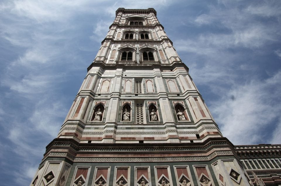 Bell Tower by Giotto
